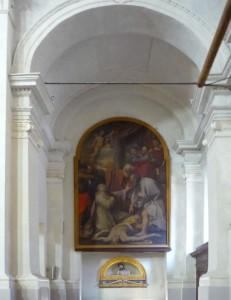 Martirio di San Gervaso e Protaso