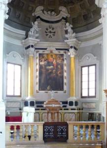 Prima cappella a destra