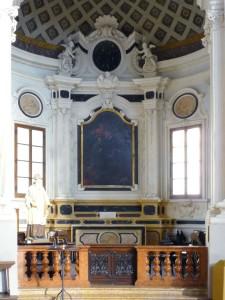 Seconda cappella a destra