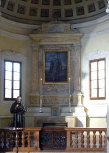 Quarta cappella a destra