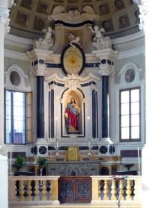 Quinta cappella a destra