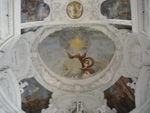 Quarta cappella a sinistra