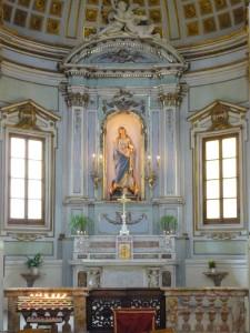 Terza cappella a sinistra