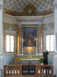 Seconda cappella a sinistra