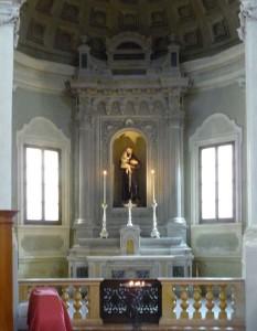 Prima cappella a sinistra