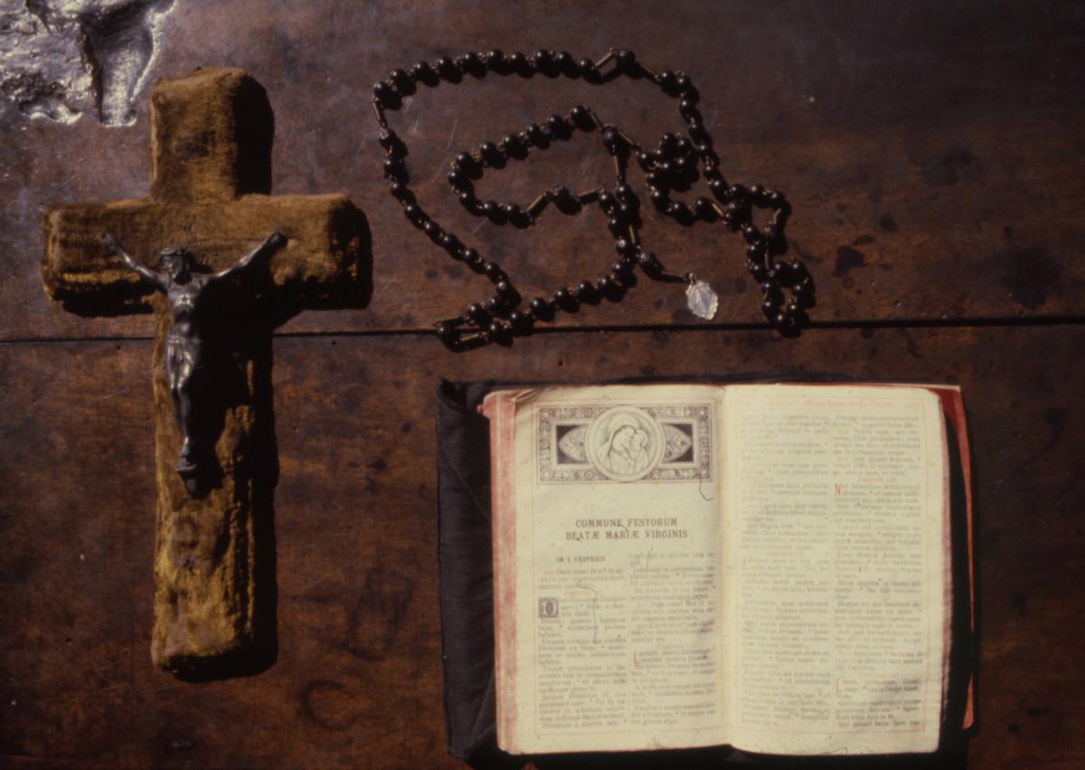 La preghiera di Padre Lino